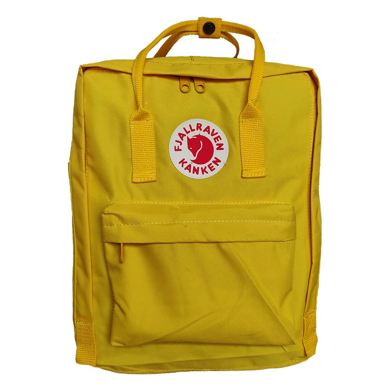 22d94d2cf Fjallraven Kanken Classic Warm Yellow - Retro Bags