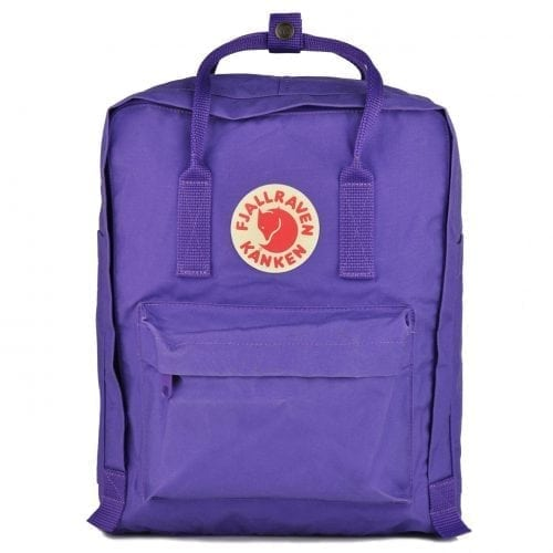 Fjallraven Kanken Classic Purple