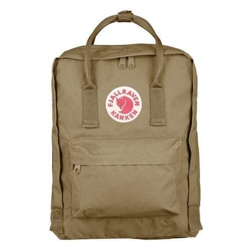 8cf64deb2601 Fjallraven Kanken Classic Frost Green   Peach Pink - Retro Bags