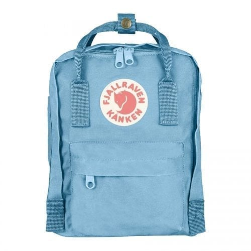 Fjallraven Kanken Mini Air Blue