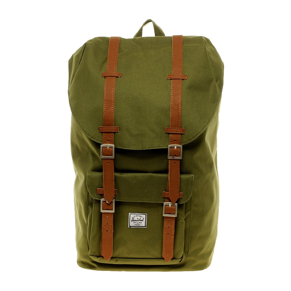 herschel little america army tan retro bags. Black Bedroom Furniture Sets. Home Design Ideas