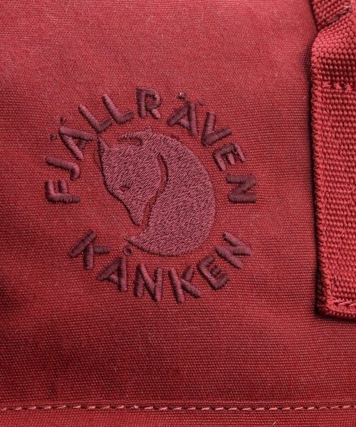Fjallraven Re-Kanken Windsor Wine Backpack