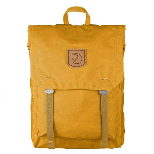 Fjallraven Foldsack No 1 Warm Yellow